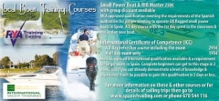 Local Boat Training Courses