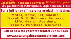 Catalunya Insurance services
